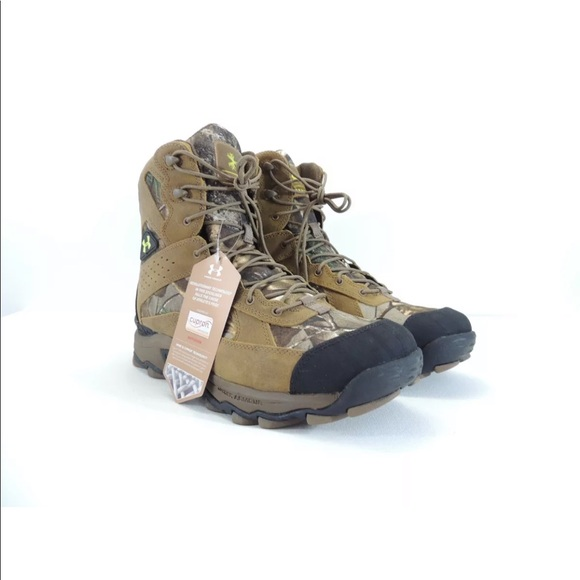 78221fb82db Under Armour Speed Freak Bozeman Boots Camo Hunt NWT